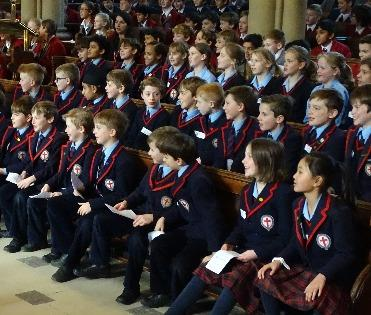 Chamber Choir goes to Wellington College