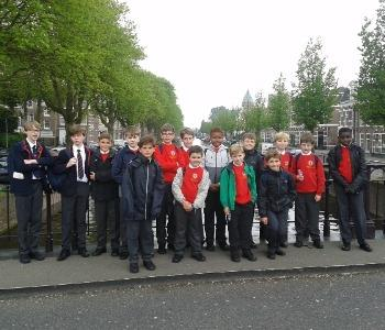 Choir Tour to Haarlem