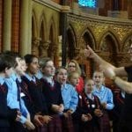 Chamber Choir at Wellington College