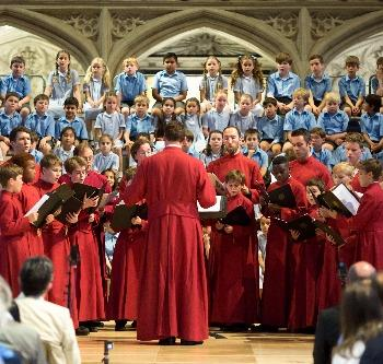 Gala Concert in St George's Chapel
