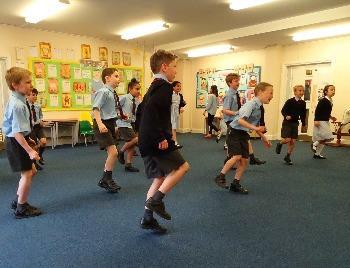 Perform Dance Workshop