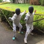 IAPS National Fencing Competition