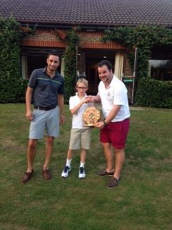 Golf Competition at Datchet Golf Club