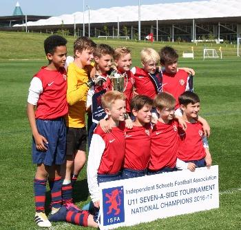 U11 National Football Champions!