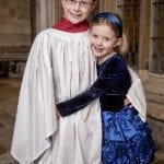 Chorister's long walk back to school