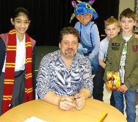 World Book Day – Upper School