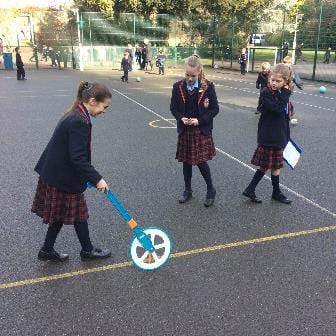 Outdoor Maths