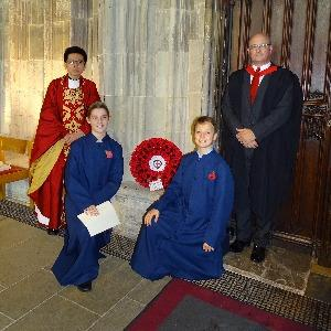 Service of Remembrance 2017