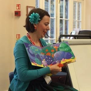Author Ruth Galloway Visits Lower School