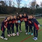 Netball Tournament at Hall Grove