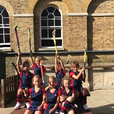 Year 3 Hockey