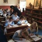 Year 4 visit Victorian Schoolroom