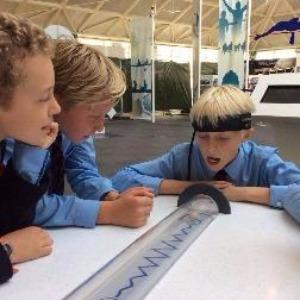 Year 6 visit Science and Technology Centre