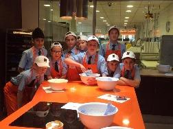 Year 8 Cooking Up a Storm at Jungs Bakery!
