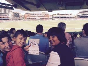 Cricket Trip to Lord's – Saturday 11th June