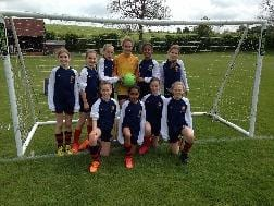 Girls' Football Tournament – 20th May
