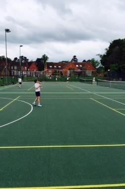 Tennis Match v Bishopsgate – 17th May