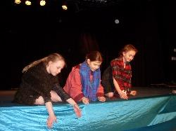 Year 4 'Head in the Sand' Production