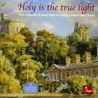 Holy is the True Light (CD) recorded for the Association Centenary £11.00