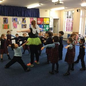 Fairytales & Fables Drama Workshops