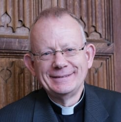 Image of Canon Mark Powell - St George's School Windsor