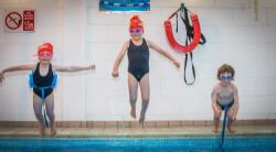 Image of swimmers - St George's School Windsor