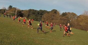 St George's U10 Rugby Tournament