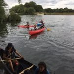 Year 7 Trip to Bray Lake