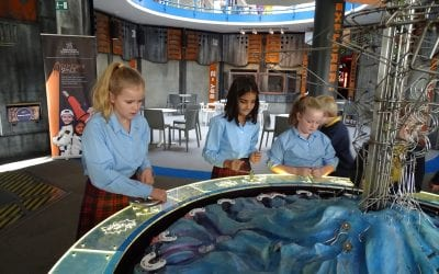Year 6 visit Winchester Science Centre