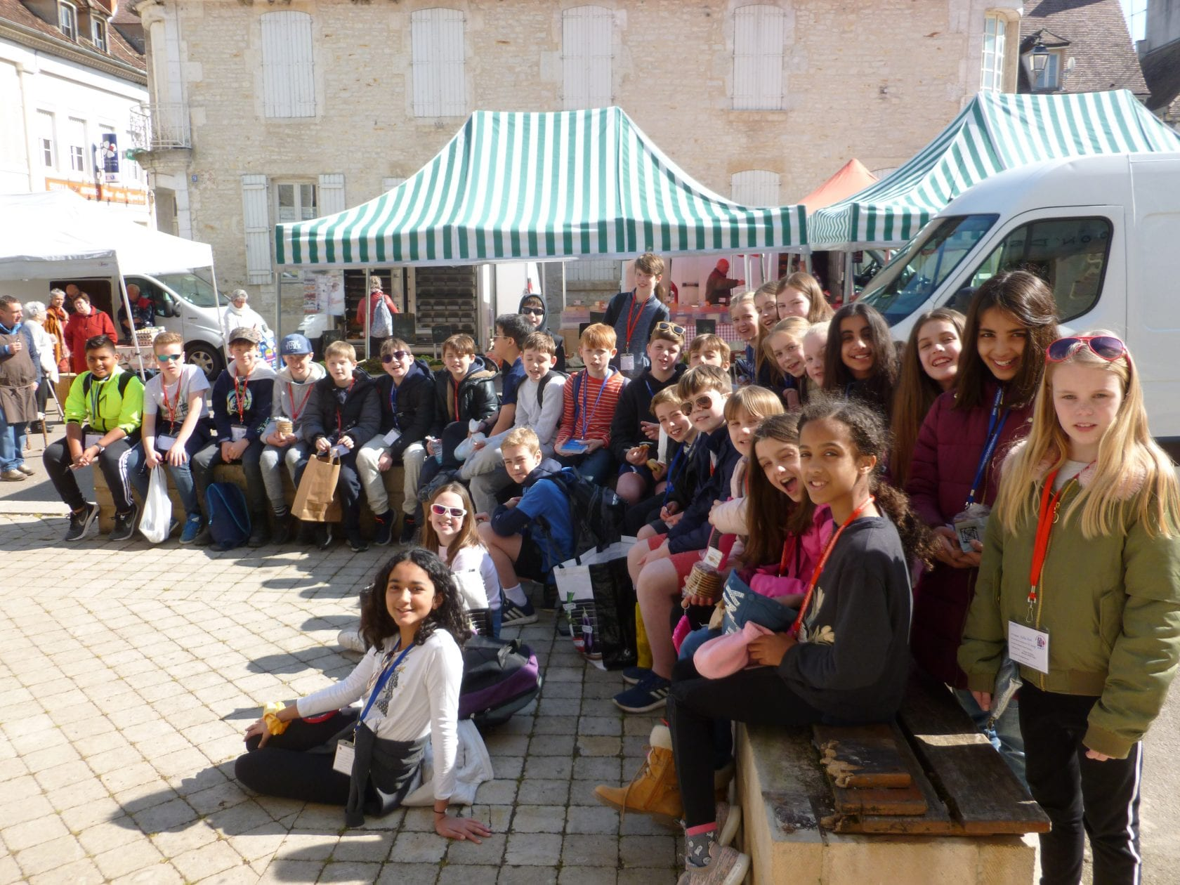 French Study Trip to Maison Claire Fontaine